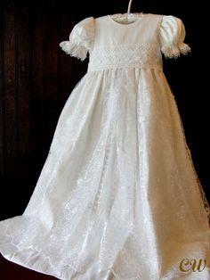 Christine Girl's Christening Gown - Christening Wardrobe