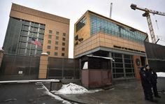Russia Seizes 2 U.S. Properties and Orders Embassy to Cut Staff