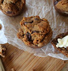 Paleo Sweet Potato Muffins- Egg, Nut, & Grain Free! | fastPaleo Primal and Paleo Diet Recipes