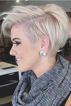 Most Cute Short Hair