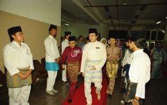 Perdana Menteri, Datuk Seri Dr. Mahathir Mohamad merasmikan Nadwah Wanita Islam Se-Malaysia di Kompleks Jemaah Haji, Kelana Jaya - National - Events - My1Foto