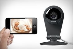 DROPCAM PRO. Could be a great baby monitor.