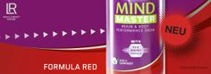 LR Health & Beauty - Mind Master Red - More&More - Activité à Domicile - Web : https://infos.lr-partner.com/