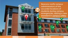 #campus notification with #pack_edition #beacon http://www.pack-editions.com/