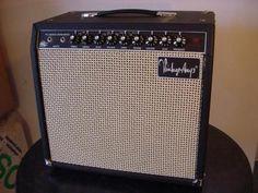 Vintage Amp Vollröhren Combo VA1956 von PCL in Hessen - Mörlenbach | Musikinstrumente und Zubehör gebraucht kaufen | eBay Kleinanzeigen