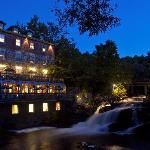 Most relaxing place...Wakefield Mill Inn and Spa