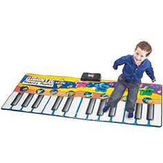 CP Toys Big Keyboard Fun Playmat with 8 Instruments and 4 Play Modes *** Click image for more details. Note:It is Affiliate Link to Amazon.