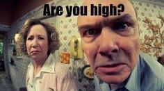 Bunny and Red That's 70 Show Ganja, Red Foreman, Thats 70 Show, Funny Memes, Hilarious, Medical Marijuana, Weed Humor, Hilarious Pictures, Jokes