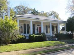 Pre-Civil War home. Registered Historic Landmark. Fabulous features. Wide center foyer, 12 ft ceilings. Original wide heart pine floors! Three bedrooms, three full baths. Formal living room and dining room with plenty of room for a large table to seat the whole family! Cozy den off of the kitchen offers a wonderful place for family to gather. Wonderful tall windows. Recent addition of a metal roof. Nice large back yard. Perfect for someone who loves historically significant homes! Home is…