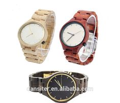 Eco-friendly Natural Brand Your Own Fashion Wooden Watch