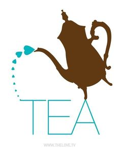 Any day is better with tea, don't you agree?