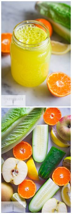 Belly Buster Green Juice