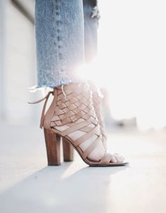 These heels are top-notch.