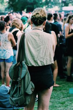 Festival Fashion at Pitchfork 2014: Day Two | Free People Blog #freepeople