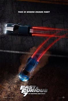 A Todo Gas 7 (Fast Furious 7): El primer tráiler ya tiene fecha de estreno