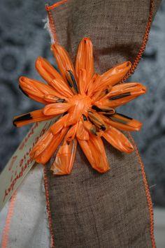 plastic zak bloemen