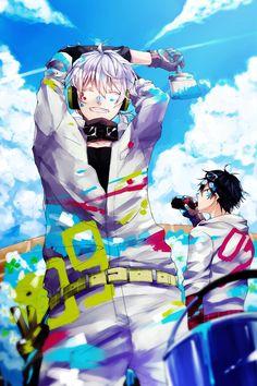 Kagerou Project (Mekakucity Actors) Konoha & Shintaro