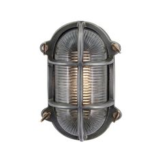 This eye-catching Vintage Industrial Oval Heavy Bulkhead Retro Wall Light by Industville is a fantastic hand-crafted industrial metal light, ideal for urban homes, modern loft conversions, restaurants, bars and hotels. Industrial Ceiling Lights, Vintage Industrial Lighting, Retro Lighting, Outdoor Wall Lighting, Wall Sconce Lighting, Wall Sconces, Industrial Metal, Industrial Interiors, Studio Lighting