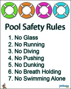 21 Swimming Pool Safety Tips