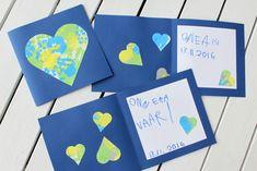 Isänpäiväkortti Fathers Day Cards, Diy And Crafts, Card Ideas, Kids, Young Children, Boys, Children, Boy Babies, Child