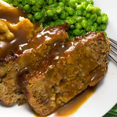 Meatloaf And Gravy Recipe| To make for the hubby