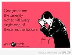 My prayer before bed
