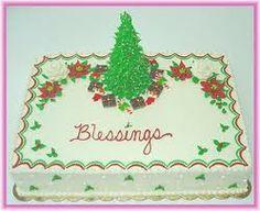 Christmas Tree and Presents Christmas Birthday Cake, Christmas Snacks, Xmas Food, Christmas Cupcakes, Christmas 2017, Christmas Recipes, Birthday Cakes, Christmas Ideas, Christmas Tree