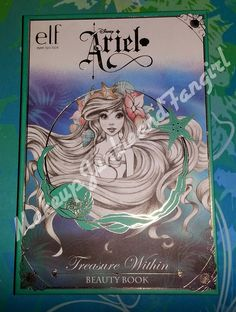 Makeup Junkie and Fangirl: Review: E.L.F Disney Ariel Treasure Within Beauty ...