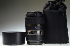 ** MINT ** TAMRON SP AF 90mm f/2.8 Di MACRO 272ENII Built-in Motor for Nikon #Tamron