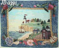 Rug Hooking Patterns OnLine | Seaside Rug Hooking Company