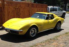 Such a beauty! 1972 Corvette Stingray