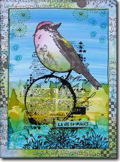 Ecoutez L'oiseau Qui Chante Le Printemps - Azoline