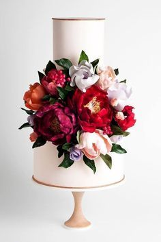 Beautiful wedding cake Cake decorating ideas