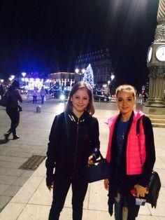 Julia Lipnizlkaia and Elena Radionova(Russia)
