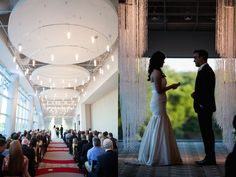 beautiful nashville wedding at noah liff, ceremony and reception, #nashvillewedding, #tennesseewedding, #contemporarywedding