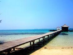 Pulau Semak Daun, Kepulauan Seribu, Jakarta, Indonesia