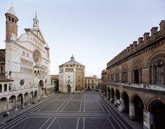 My second home . . . Cremona, Italy