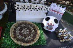 festa de futebol para um corinthiano..super charmosa!!