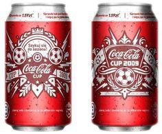 Coca Cola Cup 2009 Cans
