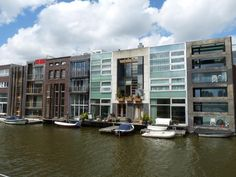 Borneo Sporenburg, Amsterdam