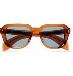 30cf384de4 Preowned Cartier Men s 18k Gold Frame Glasses ( 2
