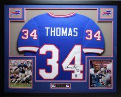 92216a0e6f9 Thurman Thomas Signed Bills 35