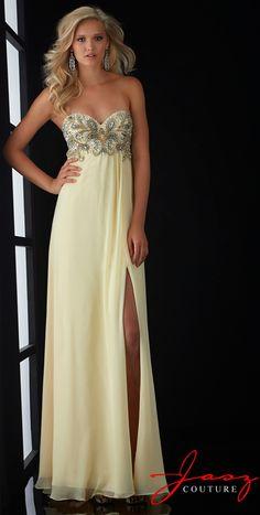 Jasz Couture Prom Dresses<BR>Pageant Dresses<BR>Evening Dresses<BR>5006<BR>Illusion Exit!