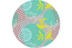 Button table: Green teal yellow bird by Photoblox Teal Yellow, Photographic Prints, Birds, Button, Wood, Green, Artwork, Table, Pattern