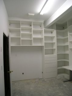 Funky Custom Design Projects | Custom Closets and Bedrooms