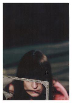 Caroline de Maigret photographed by Annemarieke van Drimmelen for Rika Magazine (Spring/Summer 2012).