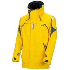 sailing clothing for women | Gill Sailing Gear: Gill OS2 Key West Jacket - Yellow