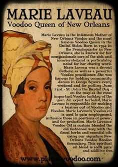 Marie Laveau - Google Search - Pinned by The Mystic's Emporium on Etsy
