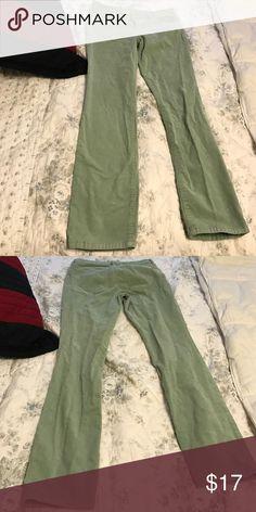 Tory Burch skinny Cord Size 30, fits more like 28 Tory Burch Pants Skinny