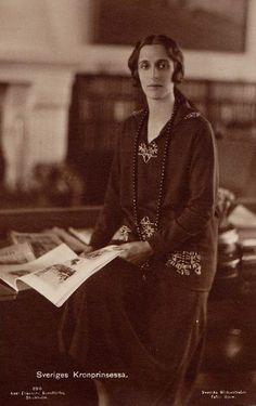 Queen Louise of Sweden